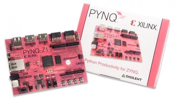 PYNQZ2简单测评